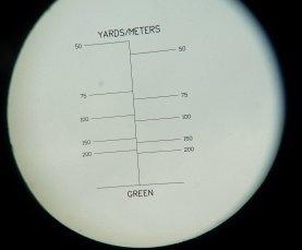 Entfernungsmessung Mit Strichplatte : Golf scope mit kompass with compass