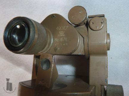 Entfernungsmessung Mit Strichplatte : Toko richtkreis mit peilvisier sight and aiming circle