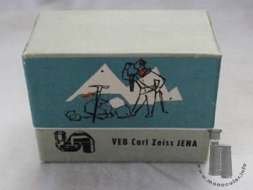 Carl zeiss jena lens serial numbers