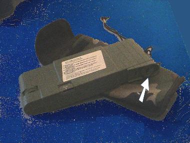 Entfernungsmesser rangefinder mit monokular